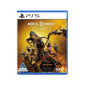 Игра Mortal Kombat 11 Ultimate [PS5