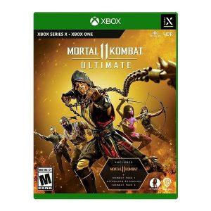 Игра Mortal Kombat 11 Ultimate [Xbox