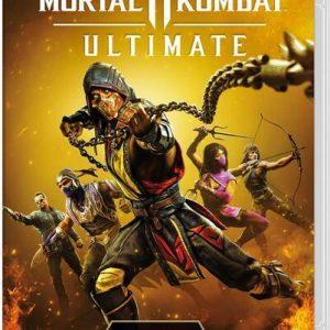 Игра Mortal Kombat 11 Ultimate. Код загрузки