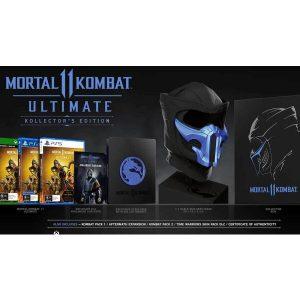 Игра Mortal Kombat 11 Ultimate. Kollector's Edition [PS4