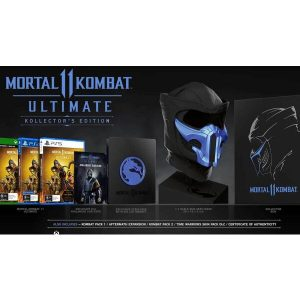 Игра Mortal Kombat 11 Ultimate. Kollector's Edition [Xbox