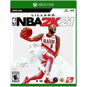 Игра NBA 2K21 для Xbox One (английская версия)
