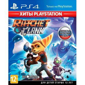 Игра Ratchet & Clank (Хиты PlayStation) для PlayStation 4