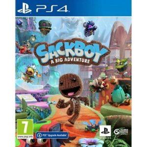 Игра Сэкбой: Большое приключение [PS4