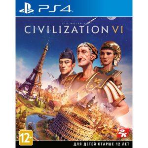 Игра Sid Meier's Civilization VI для PlayStation 4