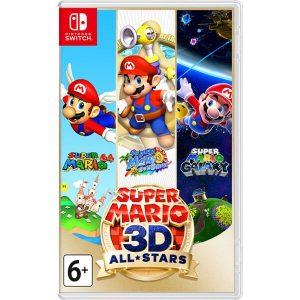 Игра Super Mario 3D All-Stars для Nintendo Switch