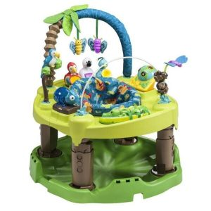 Игровой центр Evenflo ExerSaucer (World Explorer)