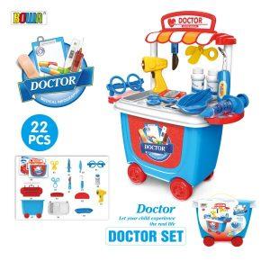 Игровой набор Bowa Доктор 8358