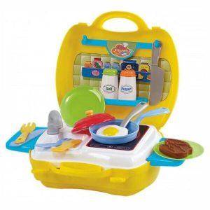 """Игровой набор в чемоданчике """"Кухня"""" (2780) PLAYGO"""