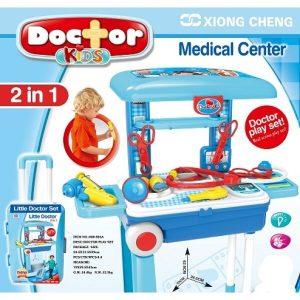 """Игровой набор XIONGCHENG """"Доктор"""" 008-925A"""