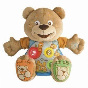"""Игрушка обучающая Chicco """"Говорящий мишка Teddy"""""""