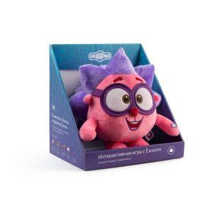Интерактивная игрушка YANDEX Ежик (SM282) серия Смешарики