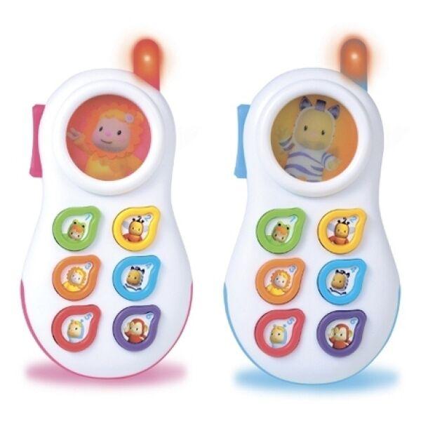 Интерактивный телефон Smoby 211314