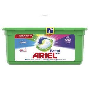 Капсулы для стирки ARIEL Color 30 шт