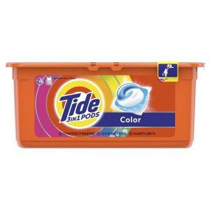 Капсулы для стирки Tide Color 30x24.8 г