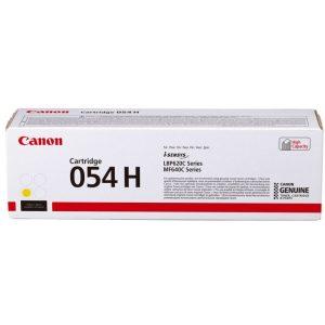 Картридж CANON 054H Y (3025C002)
