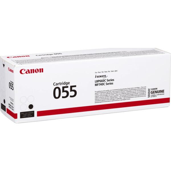 Картридж CANON 055 BK (3016C002)