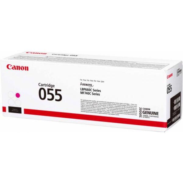 Картридж CANON 055 M (3014C002)