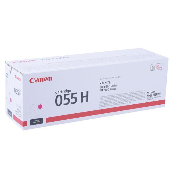 Картридж CANON 055H M для Canon LBP663Cdw/664Cx/MF742Cdw/744Cdw/746Cx