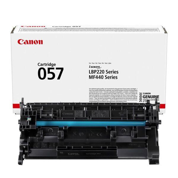 Картридж CANON 057 для Canon LBP223dw/226dw/228x/MF443dw/445dw/446x/449x