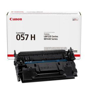 Картридж CANON 057H для Canon LBP223dw/226dw/228x/MF443dw/445dw/446x/449x