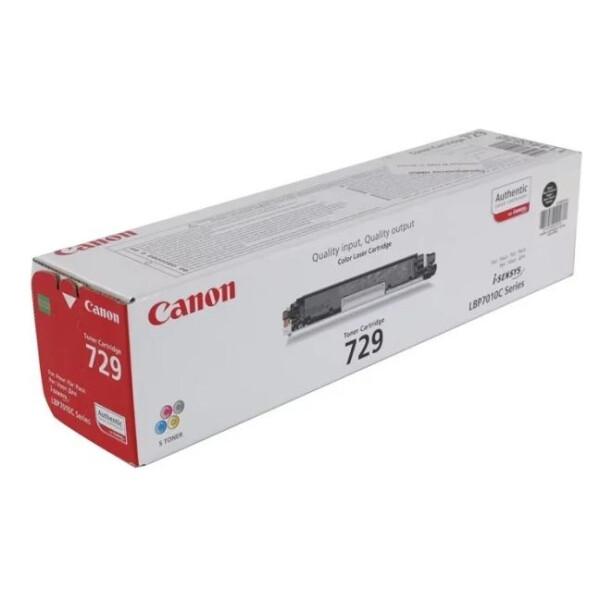 Картридж CANON 729 BK (4370B002)