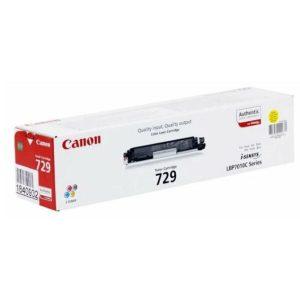 Картридж CANON 729 Y (4367B002)
