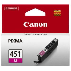 Картридж CANON CLI-451M пурпурный