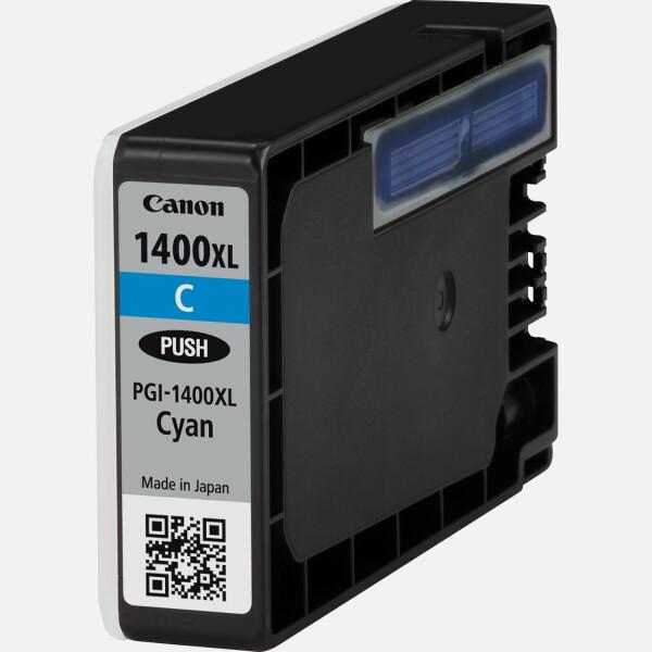 Картридж Canon PGI-1400XL C (9202B001)