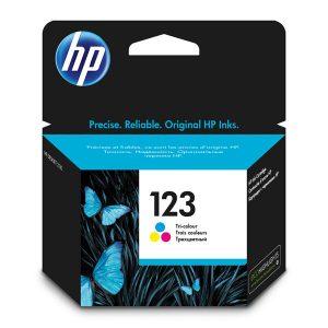 Картридж HP 123 F6V16AE