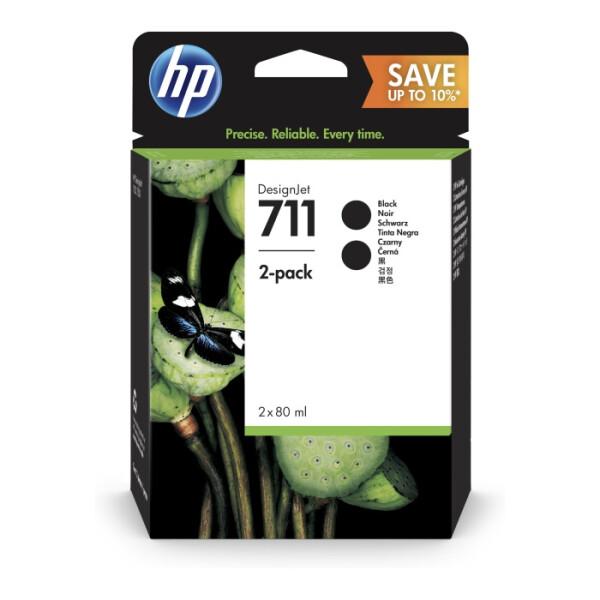 Картридж HP 711 Dual pack P2V31A