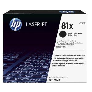 Картридж HP 81X CF281X