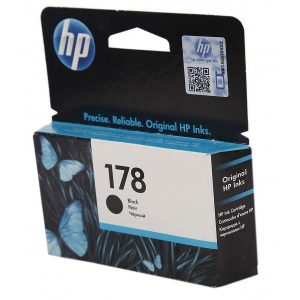 Картридж HP CB316HE №178 Black