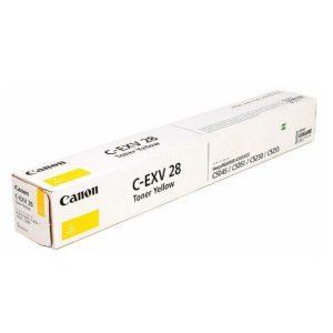 Катридж Canon C-EXV 28 Yellow (2801B002) для Canon iR ADV C5045