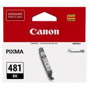 Катридж Canon CLI-481BK (2101C001) для Canon PIXMA TS6140
