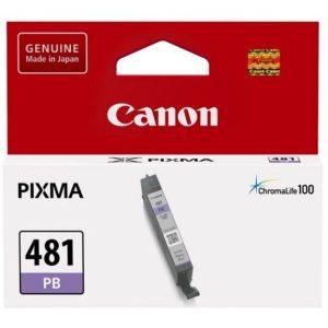 Катридж Canon CLI-481PB (2102C001) для Canon PIXMA TS6140