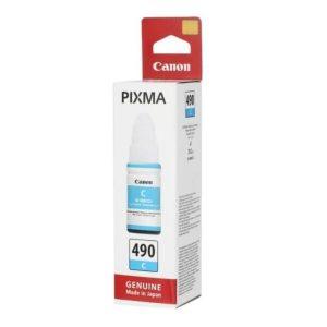 Катридж Canon GI-490C (0664C001) для Canon PIXMA G1400