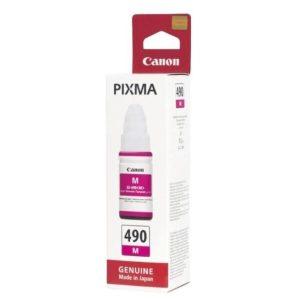 Катридж Canon GI-490M (0665C001) для Canon PIXMA G1400