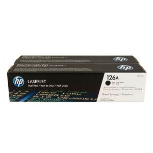 Катридж HP 126A (CE310AD) 2 шт для HP LaserJet Pro CP1025 (CE913A)