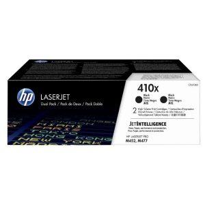 Катридж HP 410X (CF410XD) 2 шт
