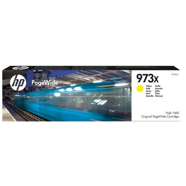 Катридж HP 973X (F6T83AE) для HP PageWide Pro 477dw