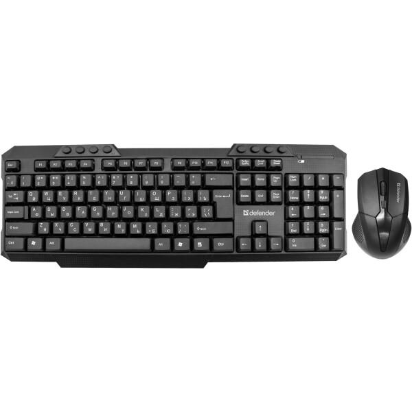 Клавиатура + мышь Defender Jakarta C-805
