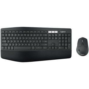 Клавиатура + мышь Logitech Wireless Desktop MK850 (920-008232)
