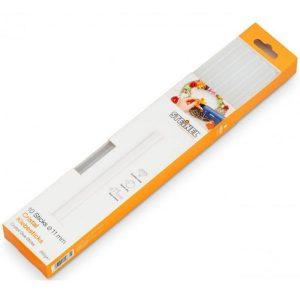Клеевые стержни STEINEL 11 белый (006808)