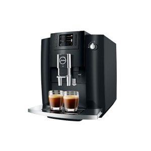 Кофемашина JURA E6 (черный)