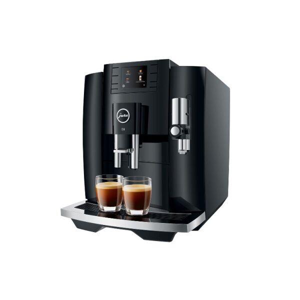 Кофемашина JURA E8 (черный)