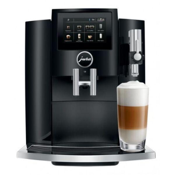 Кофемашина JURA S8 (черный)