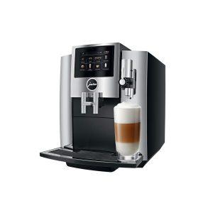 Кофемашина JURA S8 (хром)