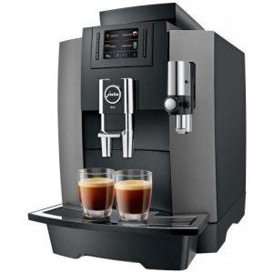 Кофемашина JURA WE8 (цвет черный)