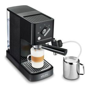 Кофеварка KRUPS CALVI LATTE XP345810